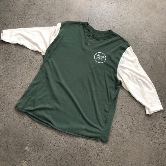 Brixton Tops - Brixton Shirt